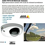 Axis Communications P3915-R Network Camera - Color - M12-mount 0643-001