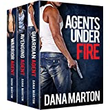 Agents Under Fire: (3-in-1: Guardian Agent, Avenging Agent, Warrior Agent)
