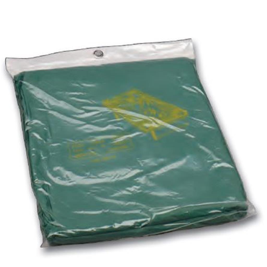 Abdeckplane 12-Fuss für Snookertisch, grün grün Unbekannt