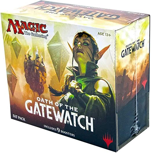 MTG Hour of Devastation Bundle Fat Pack Players Guide Magic The Gathering NEW