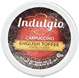 Indulgio 72 Count K-Cups (English Toffee Cappuccino)