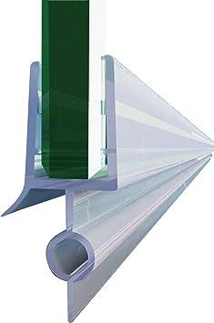 Sunny Shower Jt 298 Frameless Shower Door Sweep Bottom Seal Wipe Drip Rail Pre Cut 28 L Amazon Com