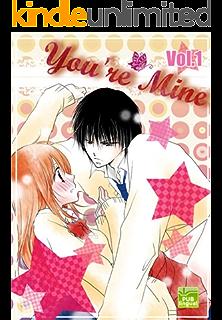 Youre Mine Vol1 Manga Comic Book Graphic Novel