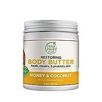 Petal Fresh Pure Restoring Honey & Coconut Body Butter