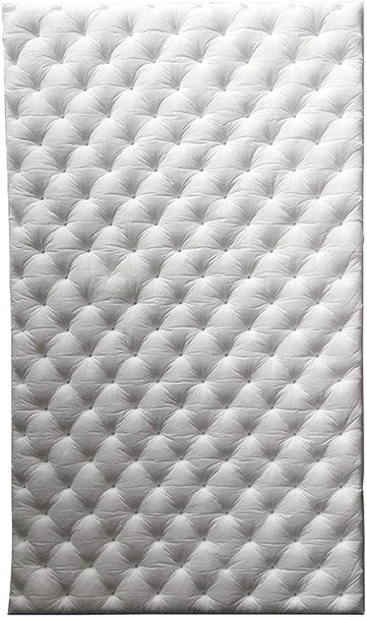 Bclaer72 algodón con Aislamiento térmico, Estera de Aislamiento acústico autoadhesiva, Amortiguador de algodón para Revestimiento de Puertas de Coche, Manta, Perchero, portaequipajes: Amazon.es: Hogar