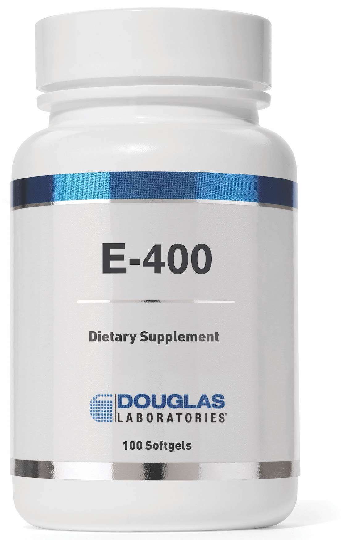 Douglas Laboratories - E-400 - Vitamin E for Antioxidant Protection and Cardiovascular Support - 100 Capsules by Douglas Laboratories
