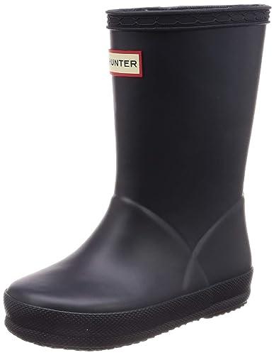 6676c3085 Amazon.com   Hunter Kids First Classic Rain Boot   Rain Boots