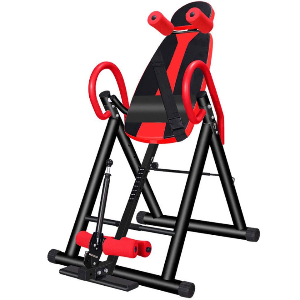 G-AX Schwerkrafttrainer Inversionstisch inversions Home-Assisted Yoga Bandscheibenlänge erhöht körperliche Fitnessgeräte