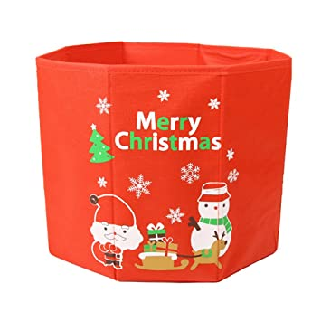 christmas decorations stand box for christmas tree foldable xmas tree base cover christmas tree prop decor