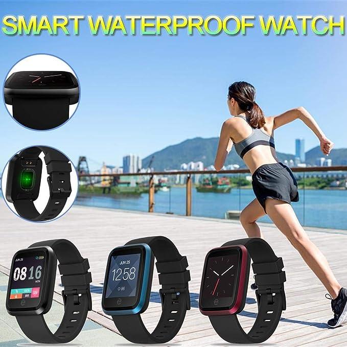 zeblaze Crystal 2 - Smartwatch Compatible Android 4.4 y iOS ...