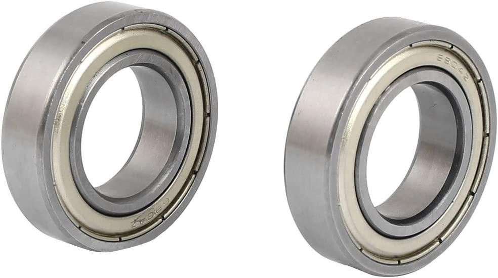 Aexit 6904Z blind/é m/étal Roulement /à billes radiaux /à gorge profonde 20 x 37 x 9mm 2pcs 373X431