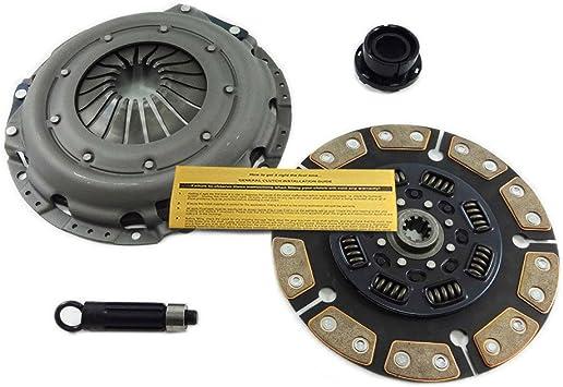 Amazon Com Eft Stage 3 Ceramic Clutch Kit For Chevy Silverado Gmc