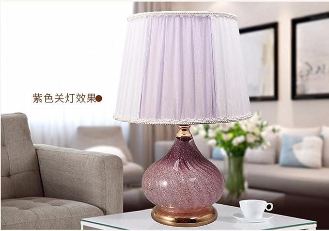 Lámparas de mesa lámpara de mesilla de noche caliente de ...