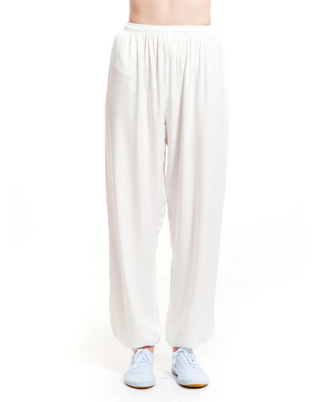 ICNBUYS Women's Kung Fu Tai Chi Pants Cotton WTCPC000