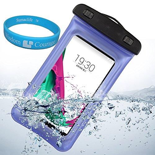 Waterproof Water Resistant Sumaclife Wristband