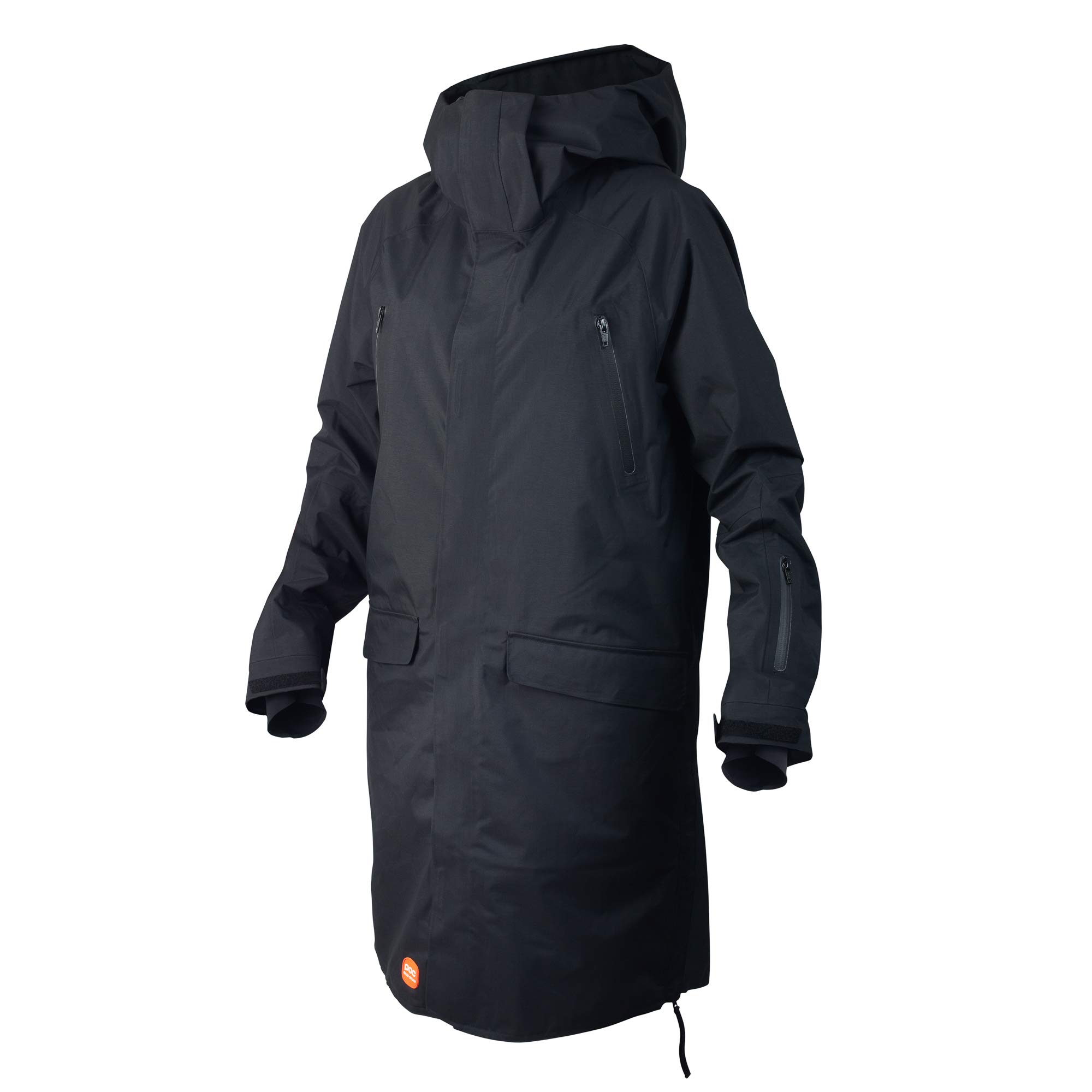 POC - Race Stuff Coat, Uranium Black, LRG