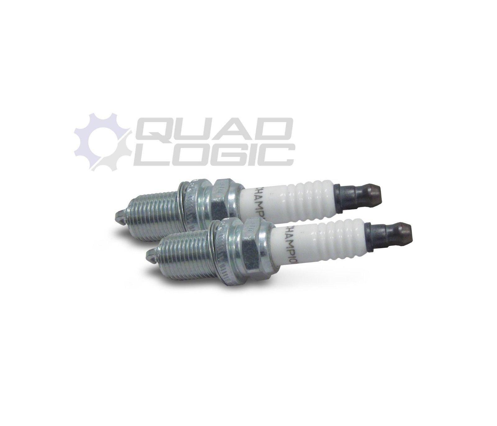Polaris RZR 900 (2011 2012 2013) UTV Spark Plugs RG4YCX - 3022274 3022462 (PAIR)