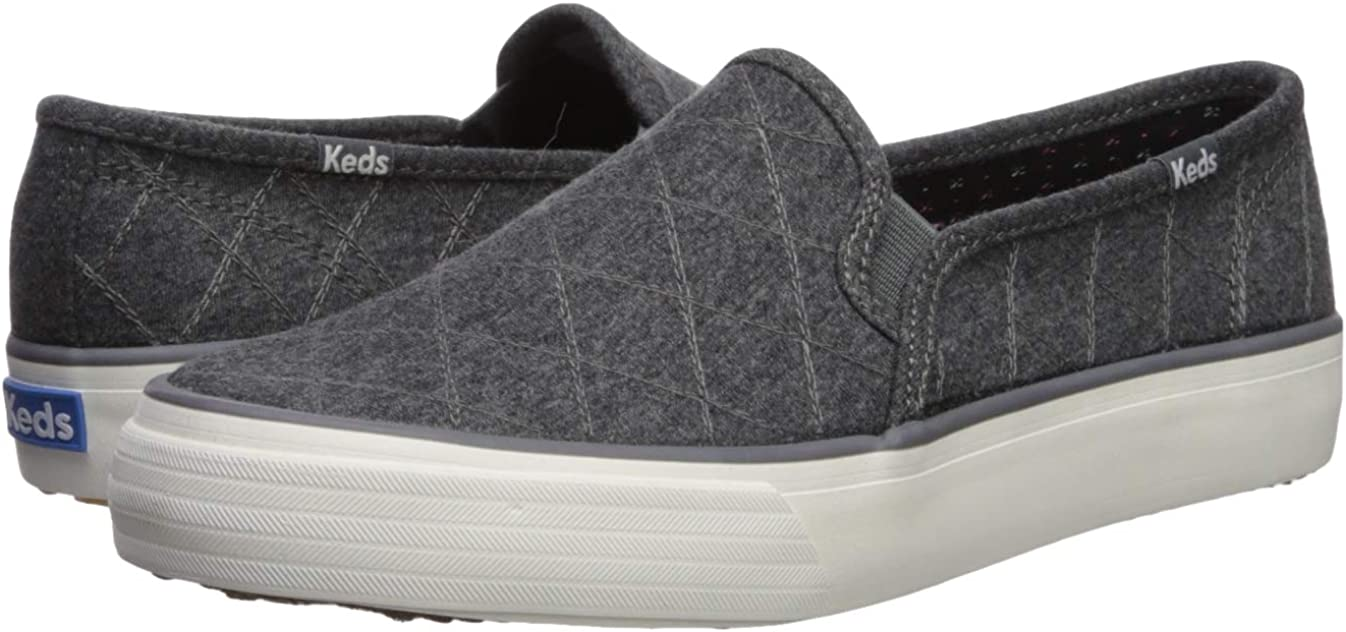 Double Decker Quilt Fashion Sneakers