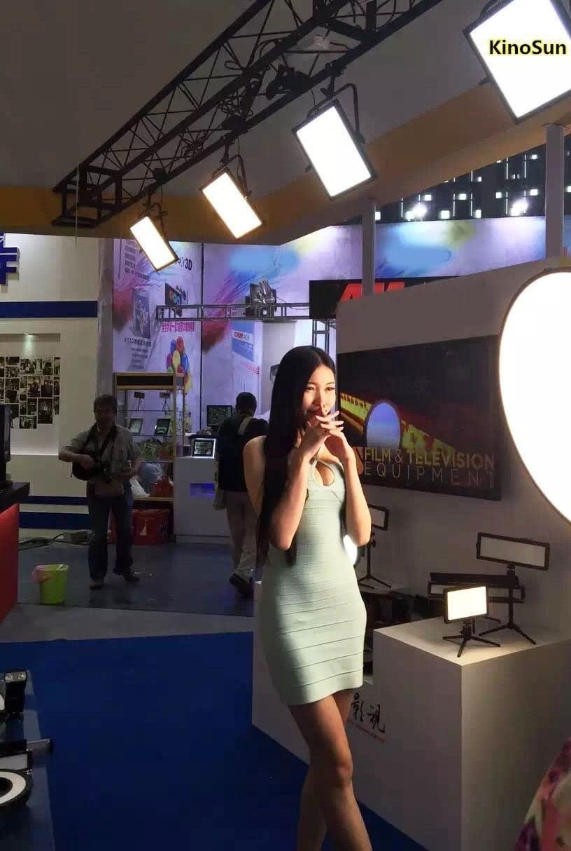 NEW Best-Soft LED Light C518 Daylight Kit High CRI95 40W Dimmable Battery+Bag