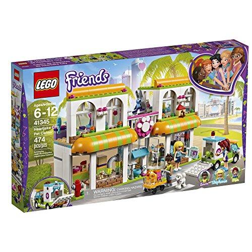 LEGO Friends Heartlake City Pet Center 41345 Building Kit (474 Piece)