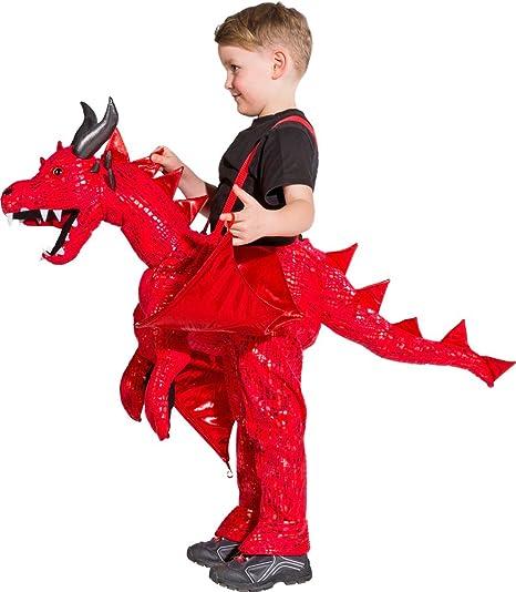 ORLOB KARNEVAL GmbH Disfraz de dragón Aero para niños para Obtener ...