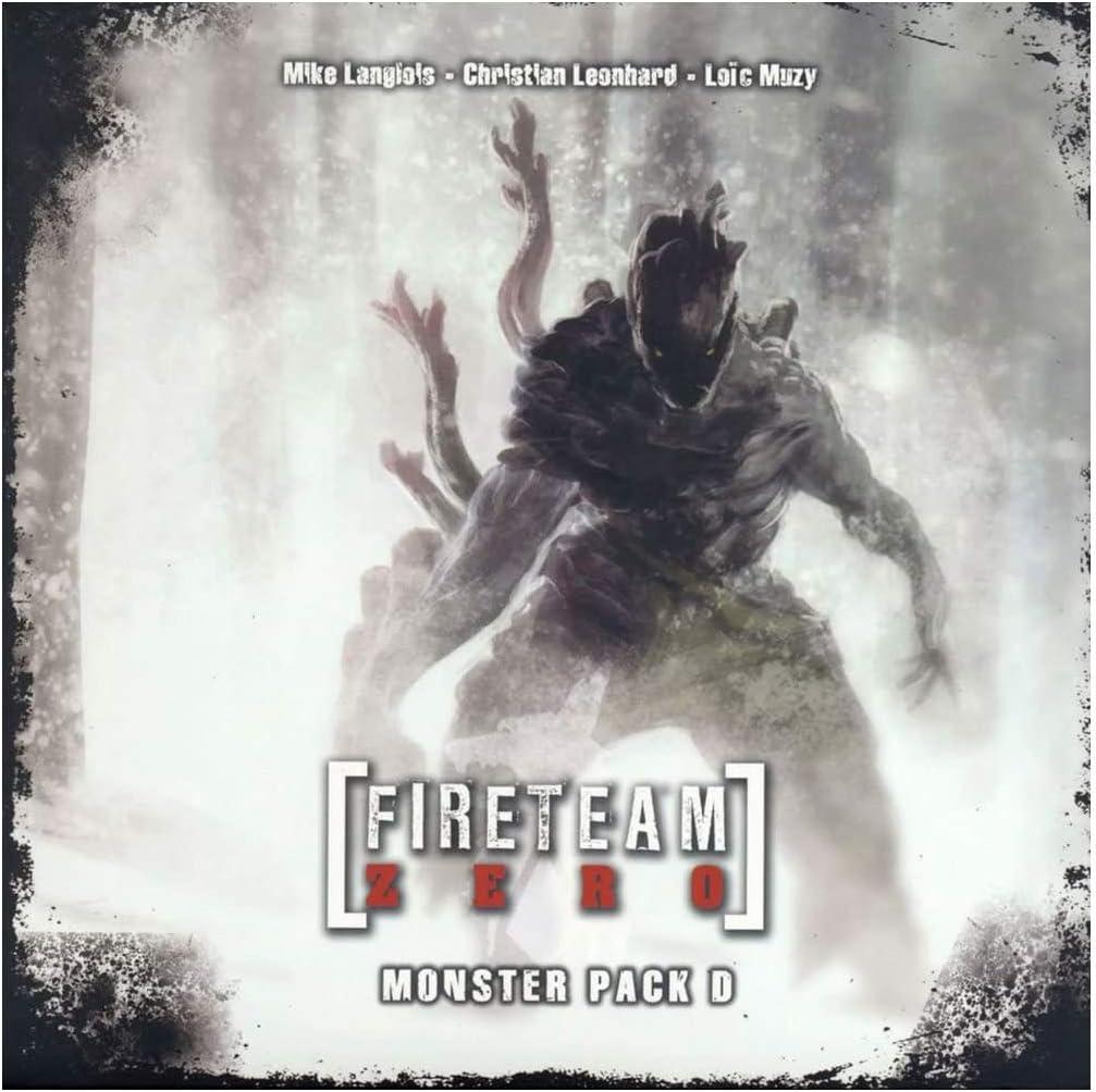 Fireteam Zero: Monster Pack D: Amazon.es: Juguetes y juegos
