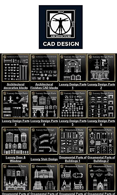 Amazon com: FREE CAD BLOCKS DOWNLOAD: Appstore for Android
