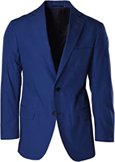 product image for Haspel Poplin Sport Coat - Channel Blue