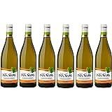 Pata Negra Chardonnay D.O Penedés. Vino Blanco Fermentado en Barricas - 6 Botellas x 750
