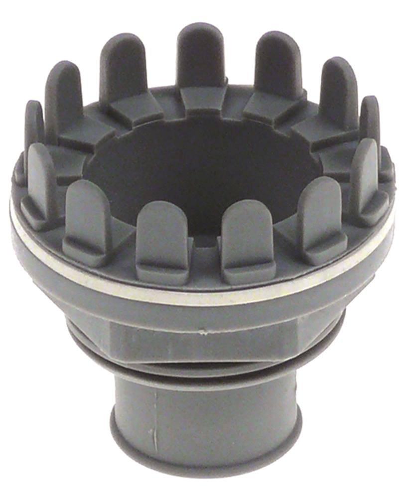 Válvula de desagüe Jemi para lavavajillas GS-19, GS-18, GS ...