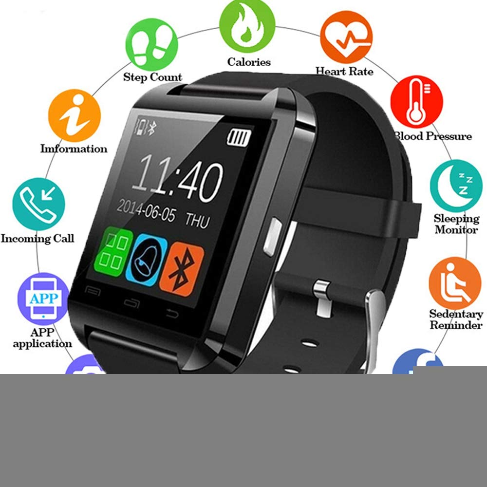 YUYLE Smartwatches 2019 Smartwatch Bluetooth Smart Watch U8 para ...