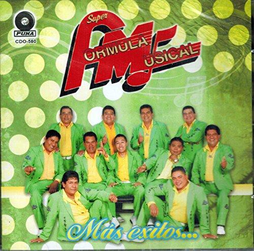 Super Formula Musical (Mas Exitos Cdo-580)