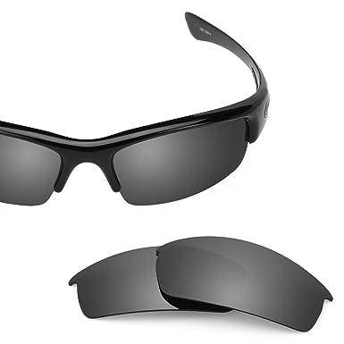 b7f7080eede Revant Polarized Replacement Lenses for Oakley Bottlecap Black Chrome  MirrorShield