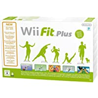 Nintendo Wii Fit Plus with Balance Board