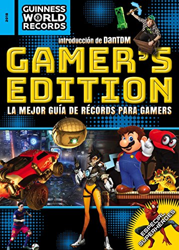 (Guinness World Records 2018. Gamer s edition)