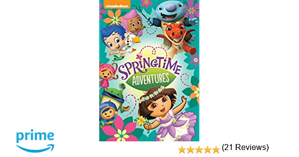 Amazon.com: Nickelodeon Favorites: Springtime Adventures: Artist ...