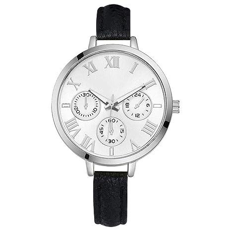 Weiwei Grandes Relojes para Mujer Relojes de Hora Top Marca Cuarzo ...