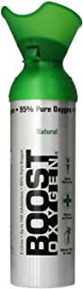 product image for Boost Oxygen Natural Oxygen Can, 10 Liters (1 Can)