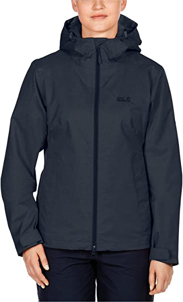 Damen und Herren 3 in 1 Jacke STIRLING SKY