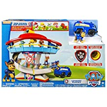 Paw Patrol Lookout Playset with 6 Pup Figures by Nickelodeon