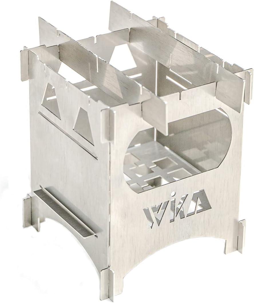 WIKA Hornillo portátil LightFire, fabricado en Alemania, para ...