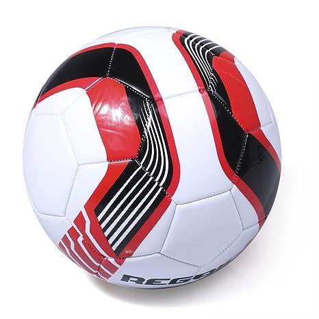 Tamaño 5 Fútbol balón de fútbol PU Shooting Star forma Formación ...