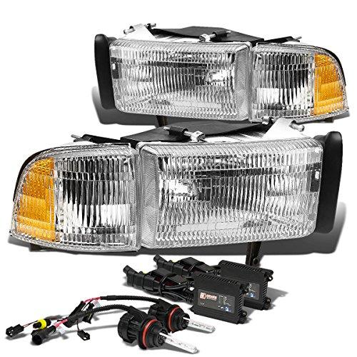 01 ram hid headlights - 7