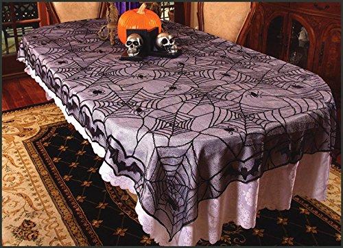 Underwraps Costumes – Lace Spiderweb Table Cloth