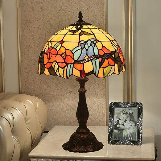 Liuzecai Lámpara de Escritorio LED Lámpara de sobremesa de Mesa ...