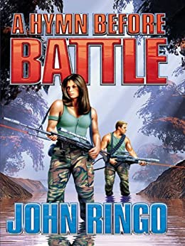 A Hymn Before Battle (Legacy of the Aldenata Book 1) by [Ringo, John]