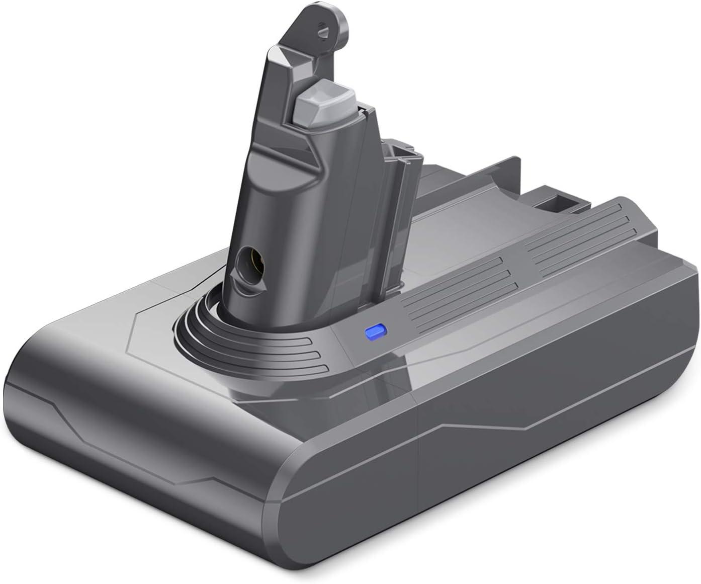 FirstPower 4.0Ah Replacement Battery - Compatible for V6 SV04 DC58 DC59 DC61 DC62 DC72 DC74 Absolute Animal Motorhead Slim SV03 SV04 SV05 SV06 SV07 SV09