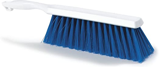 Carlisle 4048014 Commercial Counter Duster Pack of 12 Blue 8 Length 8 Length Carlisle FoodService Products 40480-14