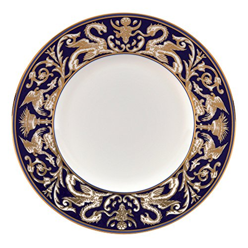 Renaissance Gold Accent Salad Plate Scroll 9""