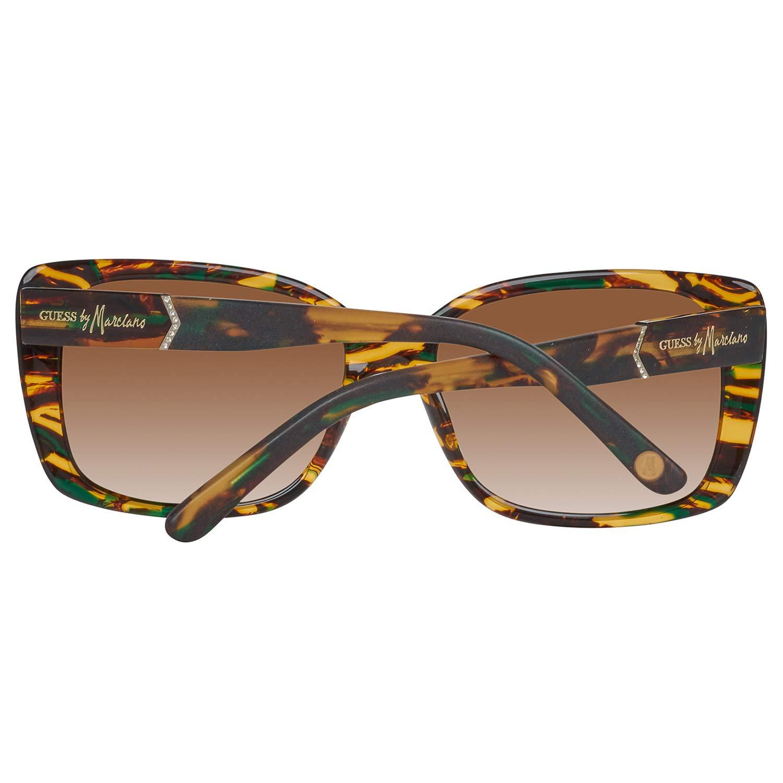 Guess By Marciano Lunette de soleil  GM0699 I28 56 Damen Sunglasses   Amazon.fr  Vêtements et accessoires cf65f8c461ff